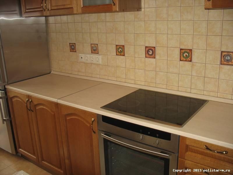 стеновые панели для кухни из двп видео